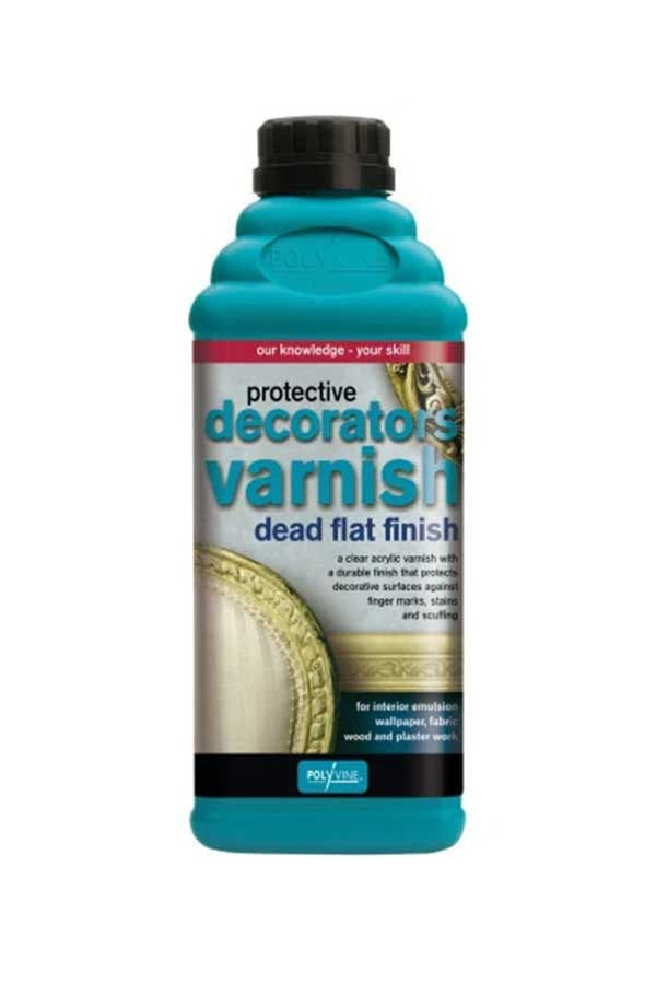 Decorators Varnish